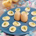 Savory Deviled Eggs