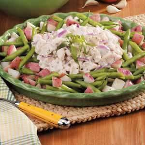 Low-Fat Tarragon Chicken Salad
