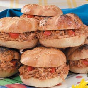 Pigskin Barbecue