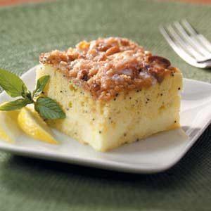 Lemon Delight Cake