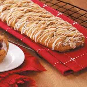 Cinnamon Almond Braid
