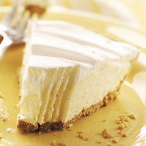 Fluffy Lemon Pie