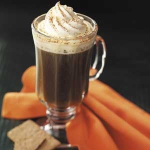 Spiced Ginger Coffee