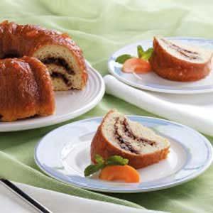 Apricot Coffee Cake