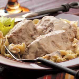 Creamy Swiss Steak