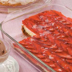 Berry Cheesecake Dessert