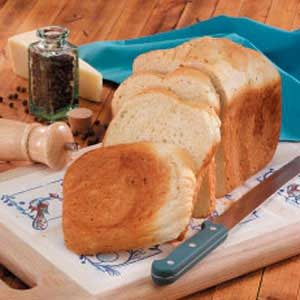 Pepper Asiago Loaf