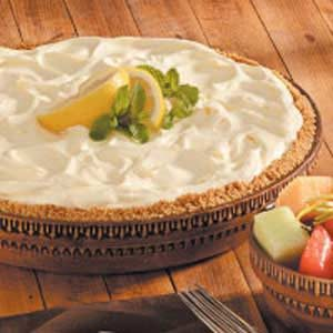 Frozen Lemon Pie