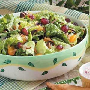 Fruit 'N' Nut Tossed Salad