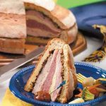 Crowd-Pleasin' Muffuletta