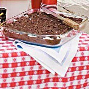 Deluxe Marshmallow Brownies