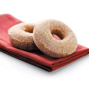 Poppy Seed Doughnuts