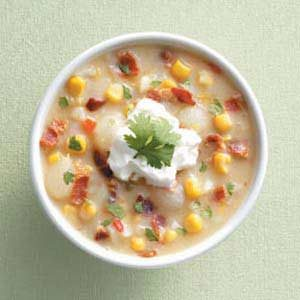 South-of-the-Border Chowder