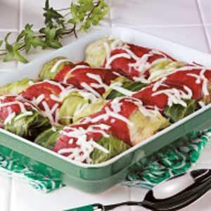 Cabbage Wraps