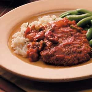 Easy Swiss Steak