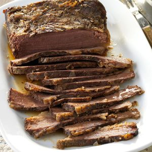 Orange-Spiced Brisket