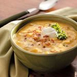 Corn and Squash Soup