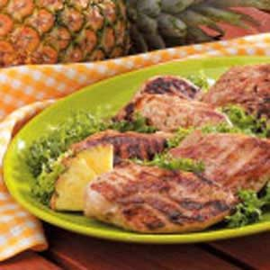 Simple Marinated Chicken Breasts