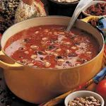 Lucky Bean Soup