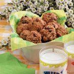 Oatmeal Jumble Cookies