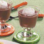 Creamy Chocolate Pudding