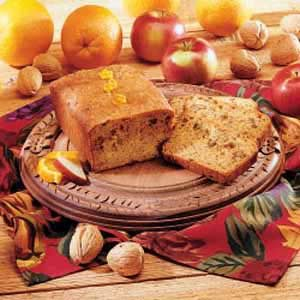 Apple Orange Bread