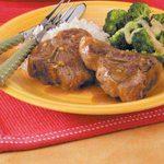 Curry Lamb Chops