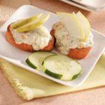 Blue Cheese Crostini