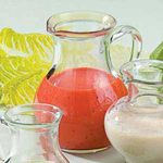 Strawberry Vinaigrette Dressing