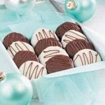 Chocolate-Dipped Cookies