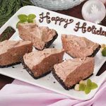 Chocolate-Macadamia Freezer Pie