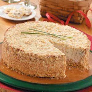 Savory Ham Cheesecake