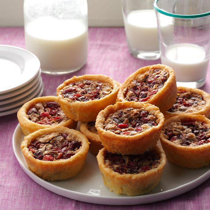 Berry Nut Tarts
