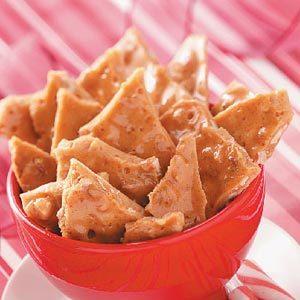 Cinnamon Walnut Brittle