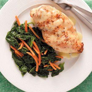 Lemon Chicken and Veggies