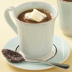 Toffee-Flavored Coffee