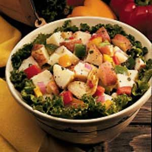 Zesty Red Potato Salad