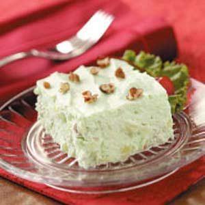Pear-Lime Gelatin Salad