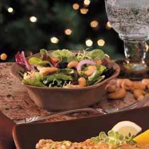 Cashew Tossed Salad