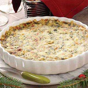 Cheesy Hot Artichoke Spinach Dip