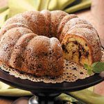 Mocha-Cinnamon Coffee Cake