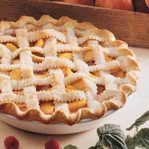 Peaches Pie