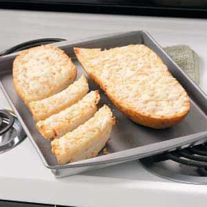 Crusty Cheese Bread