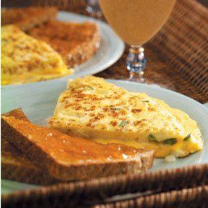 Summer Garden Omelet