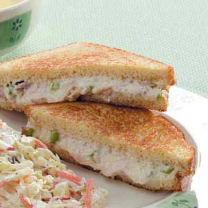 Swiss Tuna Melts