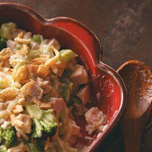 Broccoli Turkey Casserole