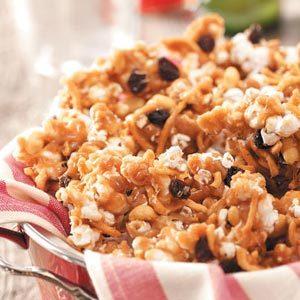Popcorn Caramel Crunch