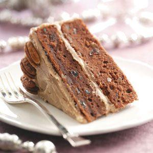 Old-Fashioned Jam Cake