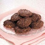 Triple-Chocolate Brownie Cookies