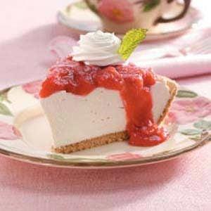 Spring Breeze Cheesecake Pie